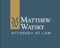 Matthew Watsky Attorney at Law Image