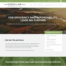 The Costa Law Firm Image