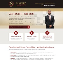 Ad Sanchez Law Group Personal Injury Lawyers In Yuma Az