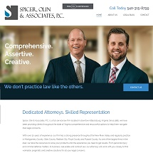 Top Criminal Defense Lawyers in Montgomery County, VA | FindLaw