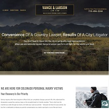 Vance & Larson Law Firm Image