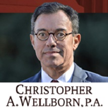 Christopher A. Wellborn Image