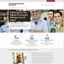 Occupational Injury Law Center Image