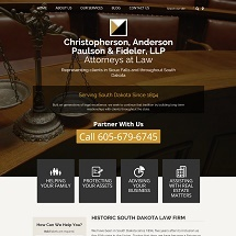 Christopherson, Anderson, Paulson & Fideler, LLP Image