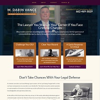 M. Darin Vance, Attorney at Law Image