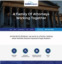 Hendrix & Steigner Attorneys at Law Image