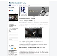 Cox Law Firm PC Image