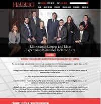 Halberg Criminal Defense Image