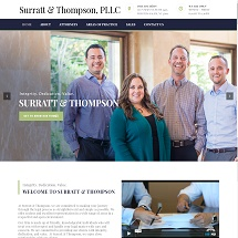 Surratt & Thompson, PLLC Image