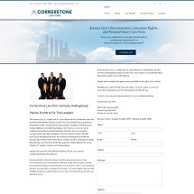 Cornerstone Law Firm Image