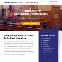 Hensley Law Office Image