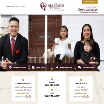 The Albarado Law Firm, P.C. Image