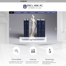 Eric L. Risk, P.C., Attorney at Law Image