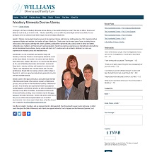 Williams Divorce & Family Law Image