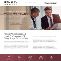 Hensley Law Office, PSC Image