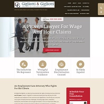 Employment Law Firm of Gigliotti & Gigliotti Image