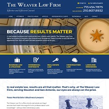The Weaver Law Firm Image