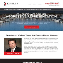 Paul F. Kinsler Law Offices Image