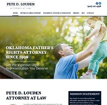 Pete D. Louden Attorney at Law Image
