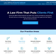 David Jellinek Law Office Image