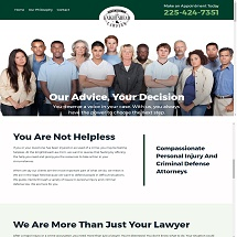 Tedrick K. Knightshead Attorney at Law Image