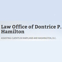 Law Offices of Dontrice Hamilton Image