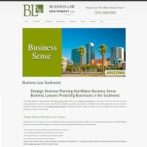 Business Law Southwest Image