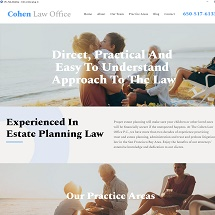 Cohen Law Office Image