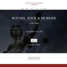 Ritchie, Rock & McBride Law Firm Image