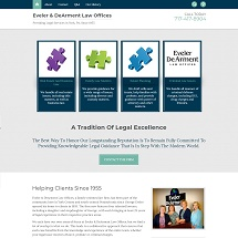 Eveler and DeArment Law Offices Image