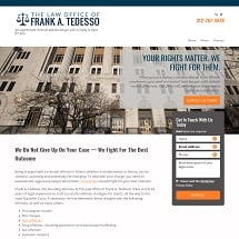The Law Office of Frank Tedesso Image