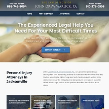 John Drew Warlick, P.A. Law Offices Image
