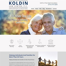 Koldin Law Center, P.C. Image
