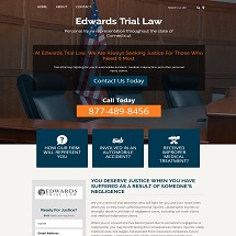 Edwards Trial Law Image