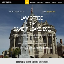 David T. Leake, Esq. Image