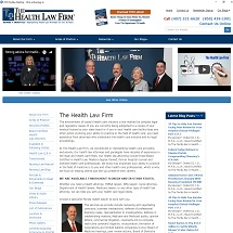 Health Law Firm Image