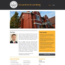 The Law Office of Luke Brown Image