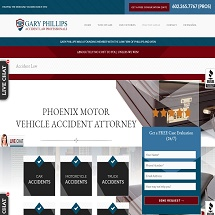 Gary Phillips Accident Law Image