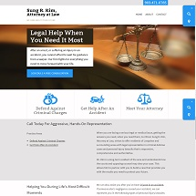Sung R. Kim Attorney at Law Image