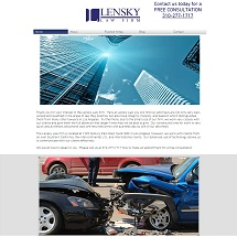 Lensky Law Firm, APC -Representing Los Angeles Business Owners and Entrepreneurs Image