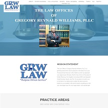 Gregory Reynald Williams, PLLC Image