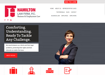 Hamilton Law Firm PC Image