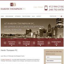 Hardin Thompson PC Image
