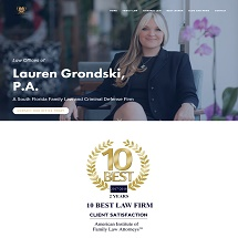 Lauren Grondski Law Offices, P.A. Image