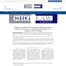 SRG Law Group Image