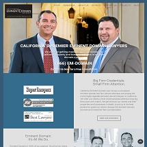 California Eminent Domain Law Group Image