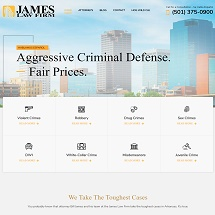 James Law Firm Image