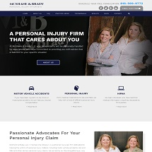 Accident Law Firm of McShane & Brady Image
