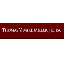 Thomas V. Mike Miller, Jr., P.A. Image