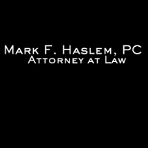 Mark F. Haslem, PC - Attorney At Law Image